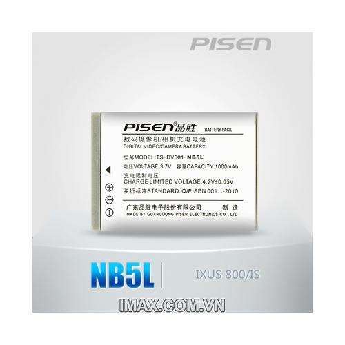 Pin Pisen NB-5L