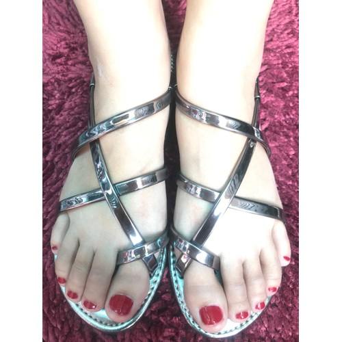 giày sandal nữ trẻ trung sành điệu