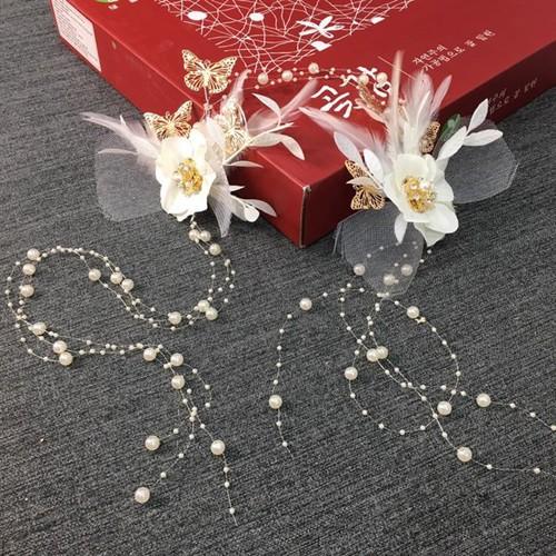 Set Hoa Cài Tóc Handmade M18