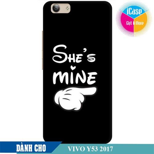 Ốp lưng nhựa dẻo dành cho Vivo Y53 2017 in hình She is Mine - 6342402 , 16448892 , 15_16448892 , 99000 , Op-lung-nhua-deo-danh-cho-Vivo-Y53-2017-in-hinh-She-is-Mine-15_16448892 , sendo.vn , Ốp lưng nhựa dẻo dành cho Vivo Y53 2017 in hình She is Mine
