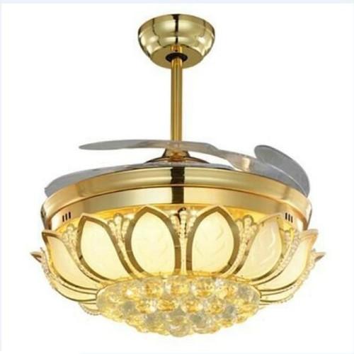 Quạt trần đèn trang trí 3 màu bông sen - 6338953 , 16445505 , 15_16445505 , 3560000 , Quat-tran-den-trang-tri-3-mau-bong-sen-15_16445505 , sendo.vn , Quạt trần đèn trang trí 3 màu bông sen