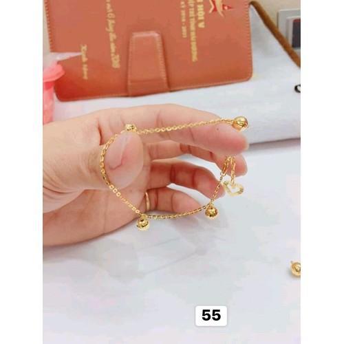 lắc tay nữ vàng tây 10 kara - 6332046 , 16439900 , 15_16439900 , 1350000 , lac-tay-nu-vang-tay-10-kara-15_16439900 , sendo.vn , lắc tay nữ vàng tây 10 kara