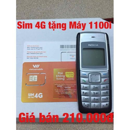 mua sim 4G vietnamobile số đẹp tặng điện thoại 1100i - 6345799 , 16452560 , 15_16452560 , 210000 , mua-sim-4G-vietnamobile-so-dep-tang-dien-thoai-1100i-15_16452560 , sendo.vn , mua sim 4G vietnamobile số đẹp tặng điện thoại 1100i