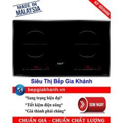 Bếp từ đôi Kaff KF SD300II nhập khẩu Malaysia