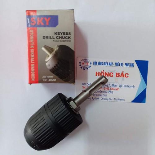 Bộ Đầu Kẹp Mang Ranh mũi khoan mở nhanh 0-13mm chuyển đổi cho khoan bê tông. - 6328725 , 16437771 , 15_16437771 , 100000 , Bo-Dau-Kep-Mang-Ranh-mui-khoan-mo-nhanh-0-13mm-chuyen-doi-cho-khoan-be-tong.-15_16437771 , sendo.vn , Bộ Đầu Kẹp Mang Ranh mũi khoan mở nhanh 0-13mm chuyển đổi cho khoan bê tông.