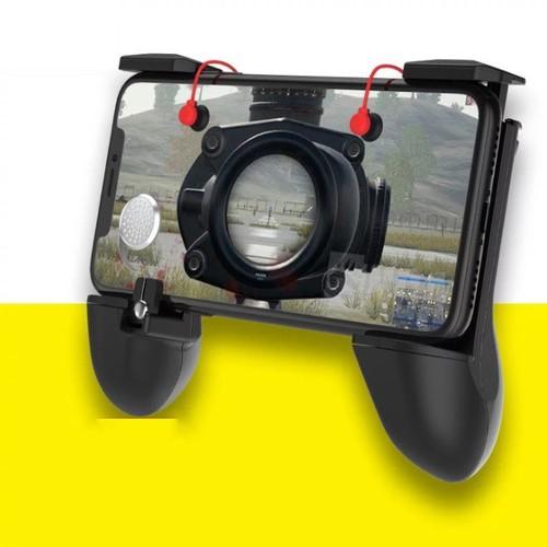 tay cầm chơi game PUBG MV kèm nút di chuyển