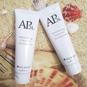 Kem đánh răng AP24 Whitening Flouride Toothpaste Mỹ
