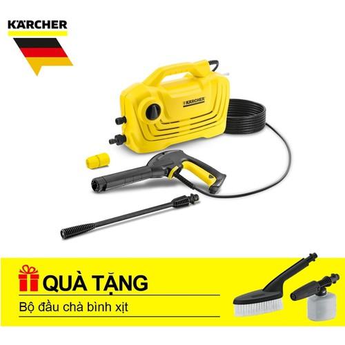 Máy phun rửa áp lực cao Karcher  K2 classic - 6339384 , 16445958 , 15_16445958 , 2290000 , May-phun-rua-ap-luc-cao-Karcher-K2-classic-15_16445958 , sendo.vn , Máy phun rửa áp lực cao Karcher  K2 classic