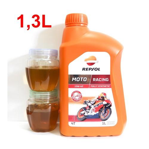 Dầu Nhớt Repsol Racing 4T 10w40 1L3 - 4541561 , 16439736 , 15_16439736 , 312000 , Dau-Nhot-Repsol-Racing-4T-10w40-1L3-15_16439736 , sendo.vn , Dầu Nhớt Repsol Racing 4T 10w40 1L3