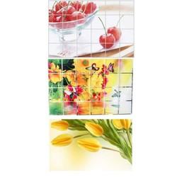 Combo 5 giấy dán bếp chịu nhiệt loại 60x90cm