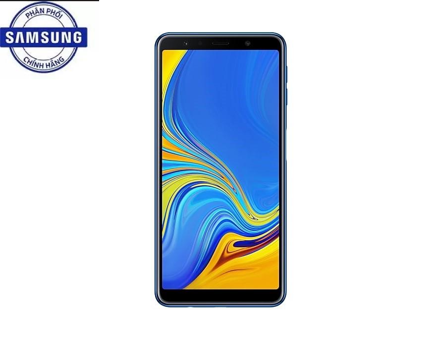 Điện thoại Samsung Galaxy A7 2018 4GB 64GB Chính hãng - A7 2018