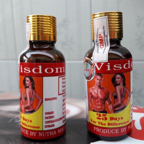 CHÍNH HÃNG GMP INDO- Combo 2 hộp Vitamin tăng cân Wisdom weight - 6340283 , 16447583 , 15_16447583 , 550000 , CHINH-HANG-GMP-INDO-Combo-2-hop-Vitamin-tang-can-Wisdom-weight-15_16447583 , sendo.vn , CHÍNH HÃNG GMP INDO- Combo 2 hộp Vitamin tăng cân Wisdom weight