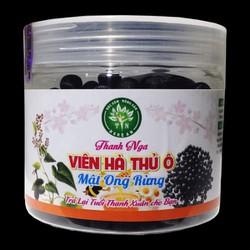 Đen Tóc-Viên hà thủ ô mật ong rừng Thanh Nga 250g