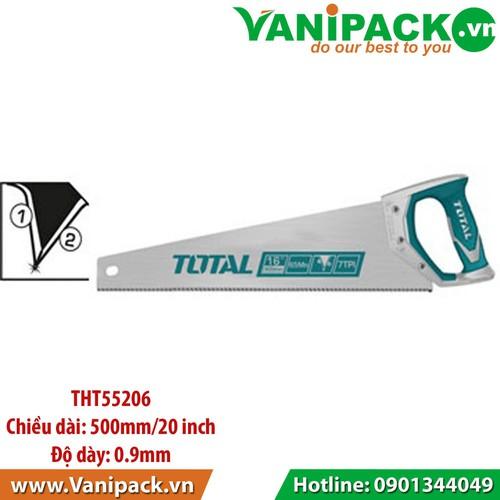 Cưa tay  lá liễu 500mm Total THT55206