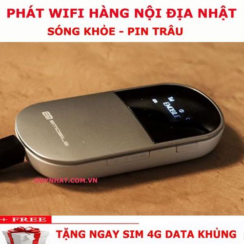 Bộ Phát Wifi Bằng Sim 3G 4G EMOBILE D25HW - 4716738 , 16458239 , 15_16458239 , 700000 , Bo-Phat-Wifi-Bang-Sim-3G-4G-EMOBILE-D25HW-15_16458239 , sendo.vn , Bộ Phát Wifi Bằng Sim 3G 4G EMOBILE D25HW