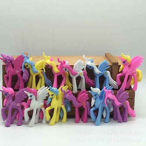 pony - bộ 12 con