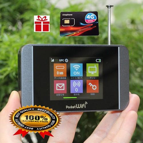 Máy Phát Wifi Pocket 304HW - Khuyến Mại Hấp Dẫn