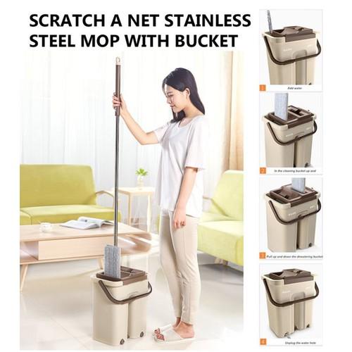 Bô cây lau nhà thông minh Scratch Anet - 6367121 , 16472156 , 15_16472156 , 399000 , Bo-cay-lau-nha-thong-minh-Scratch-Anet-15_16472156 , sendo.vn , Bô cây lau nhà thông minh Scratch Anet