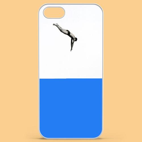 Ốp lưng dẻo dành cho iphone 5 - 5s in hình art print 14 - chất lượng
