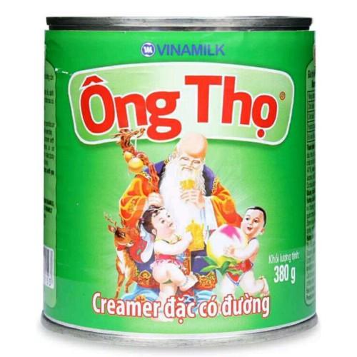 Sữa đặc ông Thọ xanh lá lon 380G - 6356797 , 16461553 , 15_16461553 , 21000 , Sua-dac-ong-Tho-xanh-la-lon-380G-15_16461553 , sendo.vn , Sữa đặc ông Thọ xanh lá lon 380G
