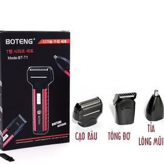 Máy cạo râu - máy cắt tóc - máy tỉa lông mũi [ĐƯỢC KIỂM HÀNG] 16479173 - 16479173 thumbnail