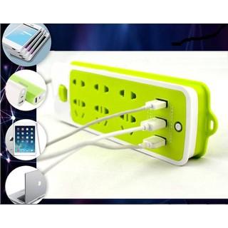 Ổ cắm điện xanh - Ổ cắm điện xanh thumbnail