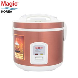 Nồi cơm điện tử lòng niêu Magic Korea A-88 1,2L - Thêm chức năng làm cơm cháy