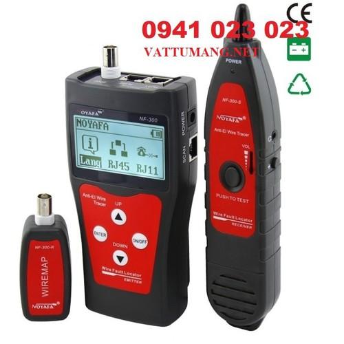 Máy test cáp mạng đa năng Noyafa NF-300. BH 12 tháng - 6362306 , 16466329 , 15_16466329 , 1350000 , May-test-cap-mang-da-nang-Noyafa-NF-300.-BH-12-thang-15_16466329 , sendo.vn , Máy test cáp mạng đa năng Noyafa NF-300. BH 12 tháng