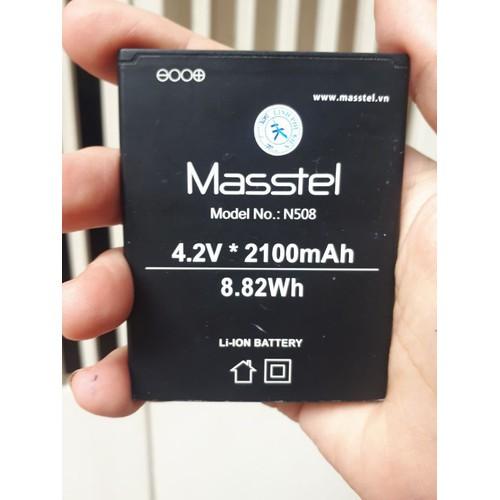 Pin Masstel N508 - 6362287 , 16466305 , 15_16466305 , 100000 , Pin-Masstel-N508-15_16466305 , sendo.vn , Pin Masstel N508