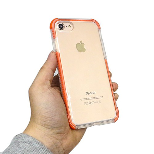 Ốp lưng Iphone 7,8 chống shock 360 độ