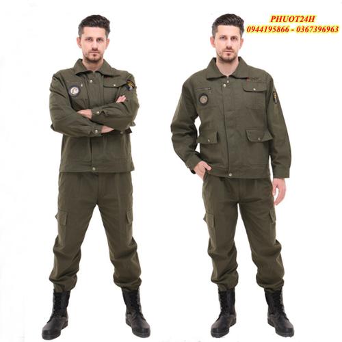 Bộ quần áo lính MỸ US ARMY Túi HỘP Xanh Rêu - 6365921 , 16470531 , 15_16470531 , 445000 , Bo-quan-ao-linh-MY-US-ARMY-Tui-HOP-Xanh-Reu-15_16470531 , sendo.vn , Bộ quần áo lính MỸ US ARMY Túi HỘP Xanh Rêu