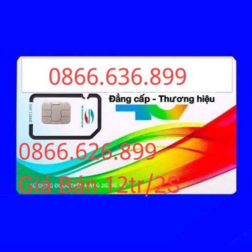 sim cặp sim đôi trả sau viettel 0866-636-899 và 0866-626-899