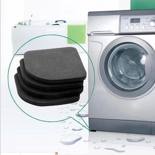 Bộ 4 miếng kê chân máy giặt chống rung