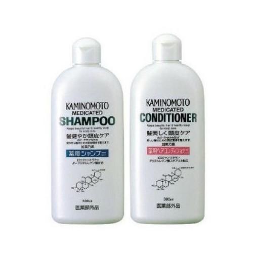 Cặp gội xả kích thích mọc tóc Kaminomoto Medicated Nhật Bản - 4718865 , 16478655 , 15_16478655 , 320000 , Cap-goi-xa-kich-thich-moc-toc-Kaminomoto-Medicated-Nhat-Ban-15_16478655 , sendo.vn , Cặp gội xả kích thích mọc tóc Kaminomoto Medicated Nhật Bản