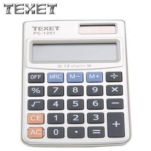 Máy Tính Bỏ Túi Texet PC-1201 - 6368679 , 16473449 , 15_16473449 , 74000 , May-Tinh-Bo-Tui-Texet-PC-1201-15_16473449 , sendo.vn , Máy Tính Bỏ Túi Texet PC-1201