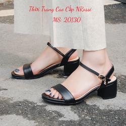 Giày Cao Gót Xăng Đan Size Lơn 40