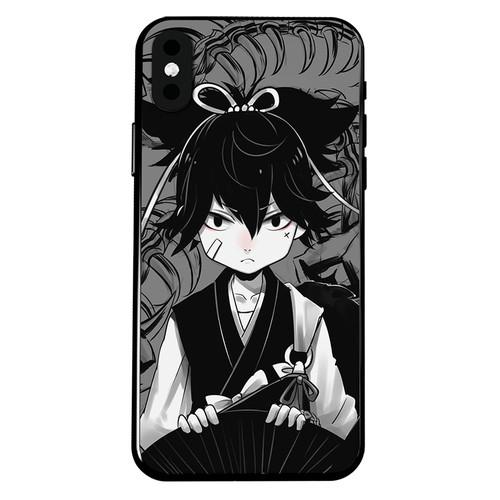 Ốp lưng silicon dành cho điện thoại touken ranbu 36 - iphone x - giá tốt