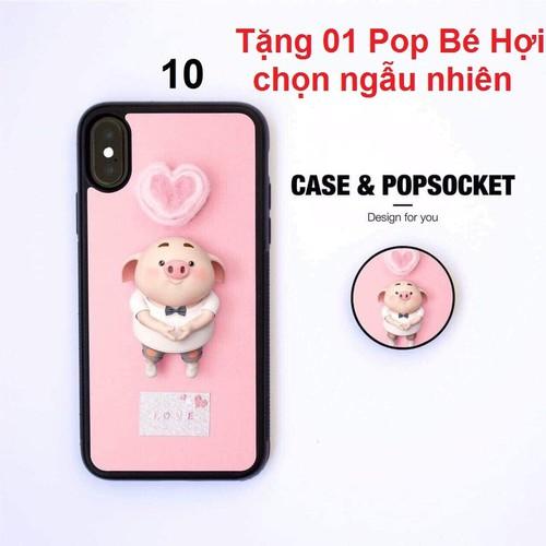 Ốp lưng Oppo Bé Hợi Siêu Cool 4D 2019!