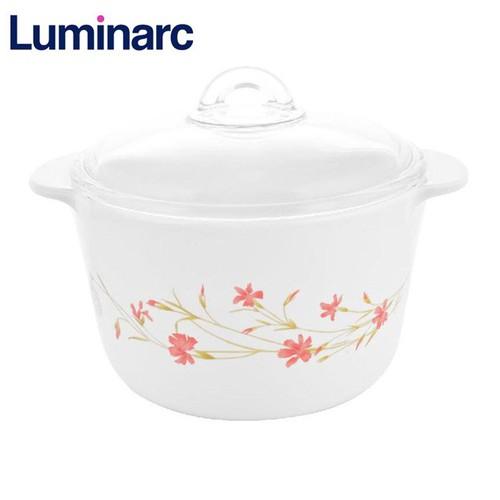 Nồi thủy tinh Luminarc Vitro Romance Pink 3L - Trắng hoa văn - 6368364 , 16473306 , 15_16473306 , 1749000 , Noi-thuy-tinh-Luminarc-Vitro-Romance-Pink-3L-Trang-hoa-van-15_16473306 , sendo.vn , Nồi thủy tinh Luminarc Vitro Romance Pink 3L - Trắng hoa văn