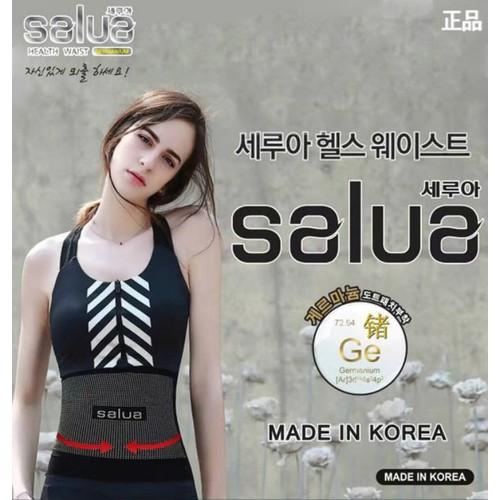 ĐAI NỊT GIẢM MỠ BỤNG SALUA Hàn Quốc siêu mỏng nhẹ mà lại siêu hiệu quả