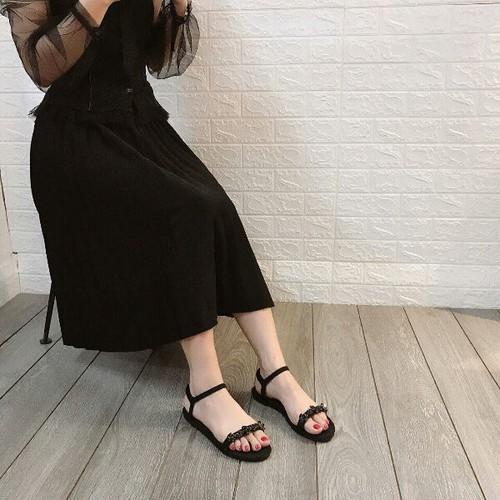 Giày sandal nữ đế bệt quai mảnh - 6391012 , 16488556 , 15_16488556 , 270000 , Giay-sandal-nu-de-bet-quai-manh-15_16488556 , sendo.vn , Giày sandal nữ đế bệt quai mảnh
