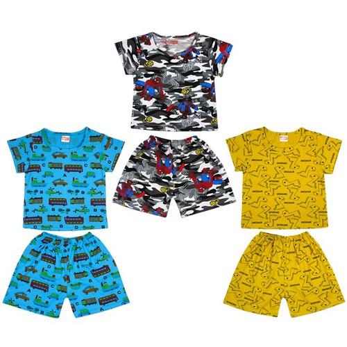 Set 3 bộ quần áo siêu đẹp chất liệu cotton cao cấp co giãn 4 chiều cho bé trai 8-18kg - 6399926 , 16495186 , 15_16495186 , 125000 , Set-3-bo-quan-ao-sieu-dep-chat-lieu-cotton-cao-cap-co-gian-4-chieu-cho-be-trai-8-18kg-15_16495186 , sendo.vn , Set 3 bộ quần áo siêu đẹp chất liệu cotton cao cấp co giãn 4 chiều cho bé trai 8-18kg