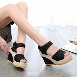 Sandal đế xuồng siêu đẹp Quảng Châu