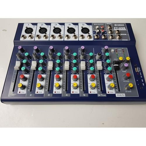 Mixer karaoke yamaha F7 -bàn trộn âm thanh yamaha f7