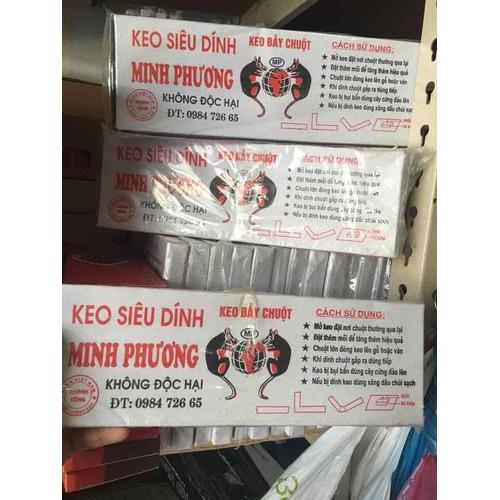 Keo Dính Chuột Siêu Dính Minh Phương - 6393900 , 16491390 , 15_16491390 , 15000 , Keo-Dinh-Chuot-Sieu-Dinh-Minh-Phuong-15_16491390 , sendo.vn , Keo Dính Chuột Siêu Dính Minh Phương