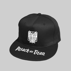 Mũ Attack On Titan Snapback