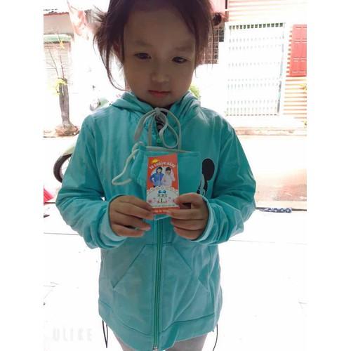 Áo chống nắng trẻ em cotton