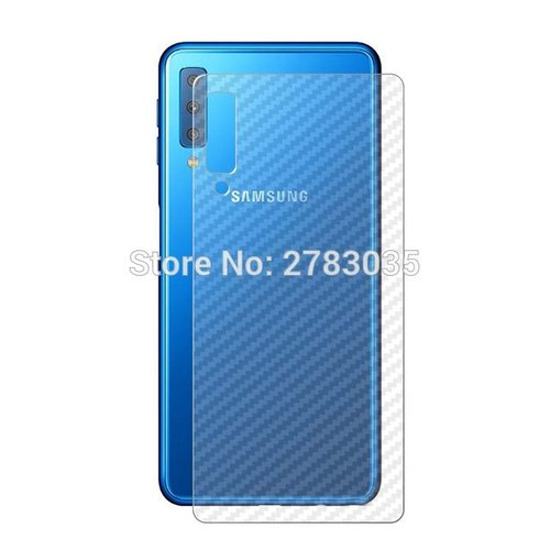 Dán lưng Samsung Galaxy A7 2018,dán lưng carbon