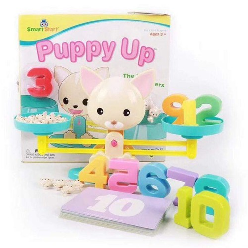 Đồ chơi cân bằng toán học Puppy Up bé vừa học vừa chơi