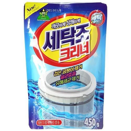 bột vệ sinh máy giặt cửa ngang - 6407108 , 16499485 , 15_16499485 , 50000 , bot-ve-sinh-may-giat-cua-ngang-15_16499485 , sendo.vn , bột vệ sinh máy giặt cửa ngang